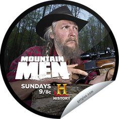 Steffie Doll's Mountain Men: Going for Broke Sticker   GetGlue