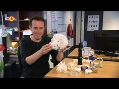 Shapeways: 3D printen voor consumenten - YouTube