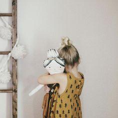 mer mag doll and rylee & cru dress
