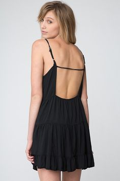 Jada Dress (Black)