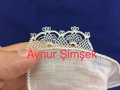 Towel and hijab needle lace model / needle lace – Yo … – crochet Knitted Booties, Knitted Poncho, Knitted Shawls, Knitting Blogs, Knitting Socks, Baby Girl Crochet, Needle Lace, Lace Making, Irish Crochet