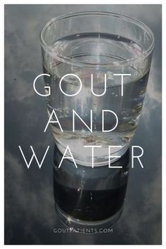 When we consume plenty of which is half a gallon per a day or better said 8 glasses of water, we will decrease the level of uric acid. Water also helps us lubricate the joints and helps us remove the uric acid from the body. Acidity Remedies, Gout Remedies, Gout Prevention, American Diet, Uric Acid, Feet Care, Drinking Water, Healthy Choices, Health Tips
