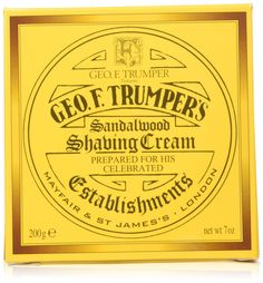 Geo F. Trumper Sandalwood Soft Shaving Cream Jar * Continue to the product at the image link. (This is an affiliate link) #personalcare