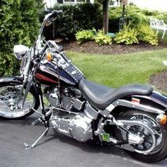 '01 Harley Springer Softail