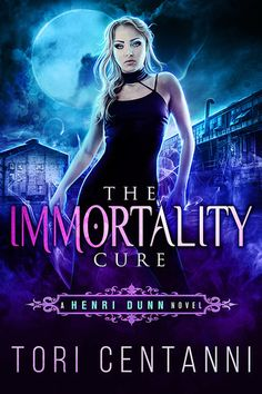 Review: The Immortality Cure by Tori Centanni