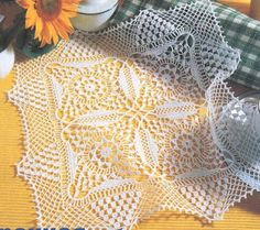Oya lace {not what usually passes as oya lace?]