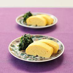 Japanese food tamago yaki Japanese Egg Dish