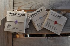 Cocanu Chocolates: Hollywood, MoonWalk y Picasso.