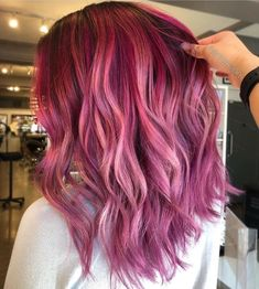 mentions J'aime, 31 commentaires – Pulp Riot Hair Color (Pulp Riot Hai. Hair Color And Cut, Cool Hair Color, Hair Inspo, Hair Inspiration, Pulp Riot Hair Color, Dye My Hair, Cool Hair Dyed, Coloured Hair, Gorgeous Hair