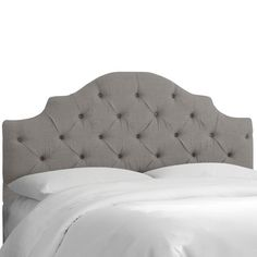 Found it at Wayfair.ca - Traditional Upholstered Headboard
