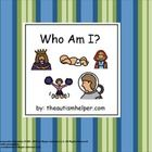 This adapted book is great to work on the 'who' question. This book works on the essential skills of making inferences, vocabulary, and question an...