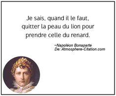 Citation de Napoléon Bonaparte – Proverbes Populaires