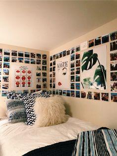77 Loveable Dorm Room Decor With Soft Colour Ideas