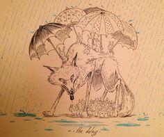 Risultati immagini per chiara bautista bike Art And Illustration, Chiara Bautista, Nostalgic Art, Dark Love, She Wolf, The Villain, Artist Art, Cool Artwork, Love Art