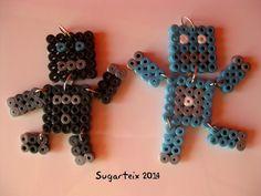 Robots móviles. Si te gustan puedes adquirirlos en nuestra tienda on-line: http://www.sugarshop.eu