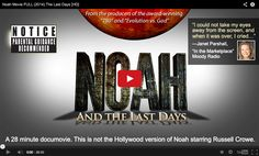 Noah | And the Last Days