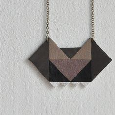 This Leather necklace is fantastic!