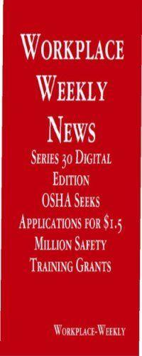 OSHA Seeks Applications for ..., http://www.amazon.com/dp/B00CTGOBAS/ref=cm_sw_r_pi_dp_RgrNrb14V725T/189-5427195-7437717