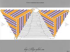 Схема соединения треугольников
