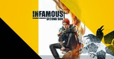 Infamous: Second Son Trailer and Release Date http://gamerz-source.blogspot.com/2014/02/infamous-second-son-trailer-and-release.html