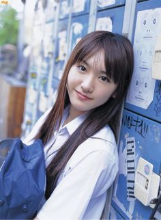 No one can refuse her smile, Japanese actress Yui Aragaki. Gentle and sweet is very popular in Japan! - Page 40 of 50 - zzzzllee Japanese Beauty, Japanese Girl, Asian Beauty, Sweet Girls, Cute Girls, Cool Girl, Very Pretty Girl, Pretty Girls, Asian Eyes