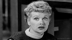 You've seen every episode of I Love Lucy. | 24 Signs You Belong In A Different Time Period. Me all the way! Lucille Ball, What Gif, I Love Lucy Show, Desi Arnaz, Cinema, Old Shows, Nurse Humor, Motivation, Animated Gif