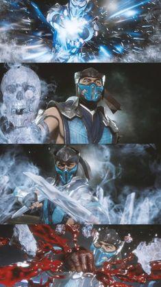 Sub Zero Mortal Kombat, Scorpion Mortal Kombat, Mortal Kombat Games, Mortal Kombat Finish Him, Claude Van Damme, Noob Saibot, Fantasy League, Ninja Art, Gurren Lagann