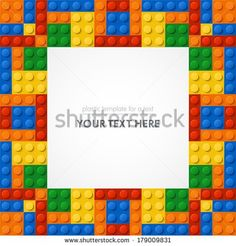 Lego brick background vector graphic free vector site download people also love these ideas stopboris Gallery