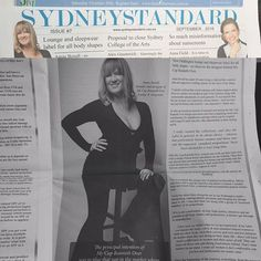 Thank you @sydneystandard for your fabulous intro to our brand in this month's Edition 👌🏼 - we're so excited to be part of the local Paddington community & sharing our collections locally & around the world 🍾 Read the article online at SydneyStandard.com #sydneystandard #sydneylocal #sydneyfashion #launch #designerlife #sleepwear #loungewear #luxeloungewear #lingerie #lounging #theintersectionpaddington #theintersection #fivewayspaddington #my_cup_runneth_over_ #mycuprunnethover…