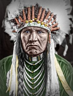 Chief by Cilest, via Flickr