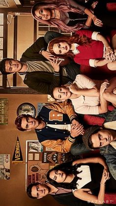 Riverdale Poster, Bughead Riverdale, Riverdale Funny, Riverdale Memes, Riverdale Netflix, Dylan And Cole, Casting Pics, Fun Facts, Queens