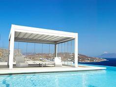 Pin By Ea European Architecture On 089 Ea-terraces | Pinterest ... Gartenpavillon Aus Aluminium