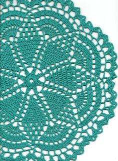 Christmas gift Crochet doily lace doilies eco by DoilyWorld