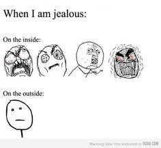 When I'm Jealous