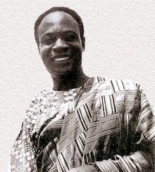 Kwame Nkrumah  Kwame Nkrumah became the first prime and later president of Ghana. He was born on September 21, 1909, at Nkroful in what was then the British-ruled Gold Coast, the son of a goldsmith. Trained as a teacher, he went to the United States in 1935 for advanced studies and continued his schooling in England, where he helped organize the Pan-African Congress in 1945. He returned to Ghana in 1947