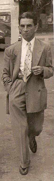 Juan Bautista Sady Rodríguez Rodríguez, sabio, poeta, centro de Caracas, born El Palmar, Estado Bolívar, 24jun1902- +14sept1965 en Caracas, Venezuela