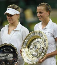 WTA Rankings: Petra Kvitova, Eugenie Bouchard make big jumps after Wimbledon success Wimbledon Final, 2014 Wimbledon, Kvitova Petra, Wimbledon Champions, Eugenie Bouchard, Glam Slam, Sport Tennis, Soccer, Tennis Tournaments