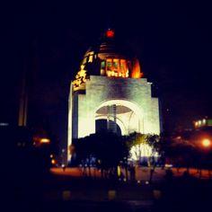 Monumento a la revolución, C.D. de México