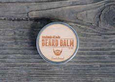 Beard Balm - All Natural Organic Beard Grooming and Facial Care Handmade