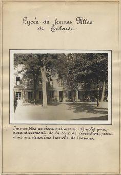 DIRECTION DES ARCHIVES MUNICIPALES DE TOULOUSE - Visualiseur d'images Toulouse, France, Rose, Movie Posters, Document Camera, Antique Pictures, Photography, Nostalgia, Pink