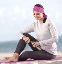 Fitness UV protection clothing UPF 50+