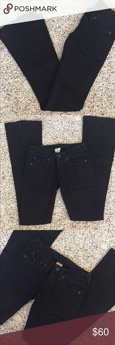 True Religion all black Joey jeans All black. Like new! No signs of wear! True Religion Joey Jeans. Bootcut. Make an offer or bundle for discount! True Religion Jeans Boot Cut