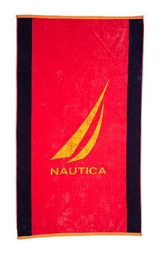 JClass Beach Towel - Nautica.com