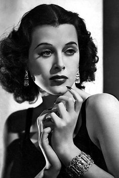 Hedy Lamarr's invention of a secret communications system during World War II for radio-controlling torpedoes,