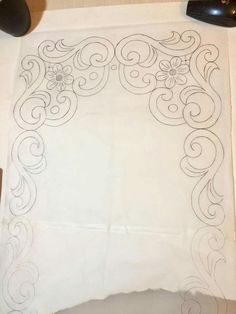 Awesome Most Popular Embroidery Patterns Ideas. Most Popular Embroidery Patterns Ideas. Cutwork Embroidery, Hand Embroidery Designs, Cross Stitch Embroidery, Embroidery Patterns, Point Lace, Fabric Painting, Machine Quilting, Pattern Art, Needlework