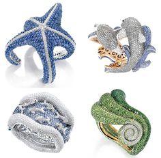 DressCode:HighFashion: Jewelry Trends S/S 12