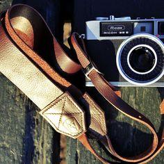The Original Strap – Flat Chocolate « A7 | The Camera Accessories Company