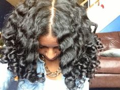 Cocoon Curls Natural Hair- Naptural85 Inspired!!