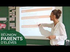 RÉUNION DE RENTRÉE avec les PARENTS [VLOG 11] - YouTube Classroom Management Techniques, Cycle 3, Communication, Parenting, Teacher, Education, Youtube, Kids, Decorations