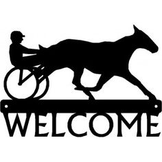 Hanging Decor Metal Welcome Sign Plaque With Bee Wall Plaques, Wall Signs, New Country Decor, Metal Welcome Sign, Nubian Goat, Plate Wall Decor, Equestrian Gifts, Harness Racing, Dog Silhouette
